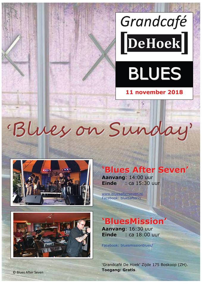 11 November Bluesonsunday