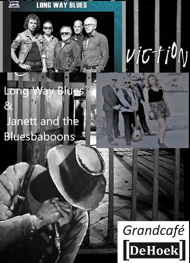 Blues on Sunday 23 dec.